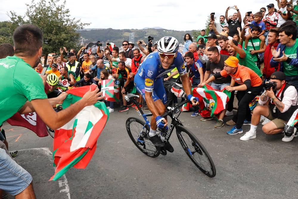 Philippe Gilbert Vuelta España 2019