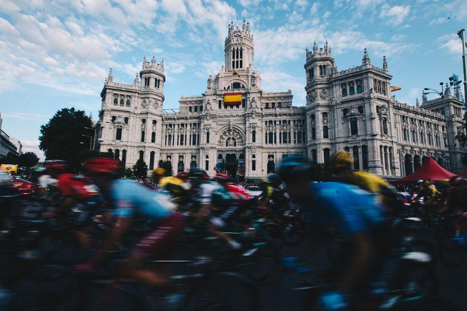 Vuelta a España Madrid
