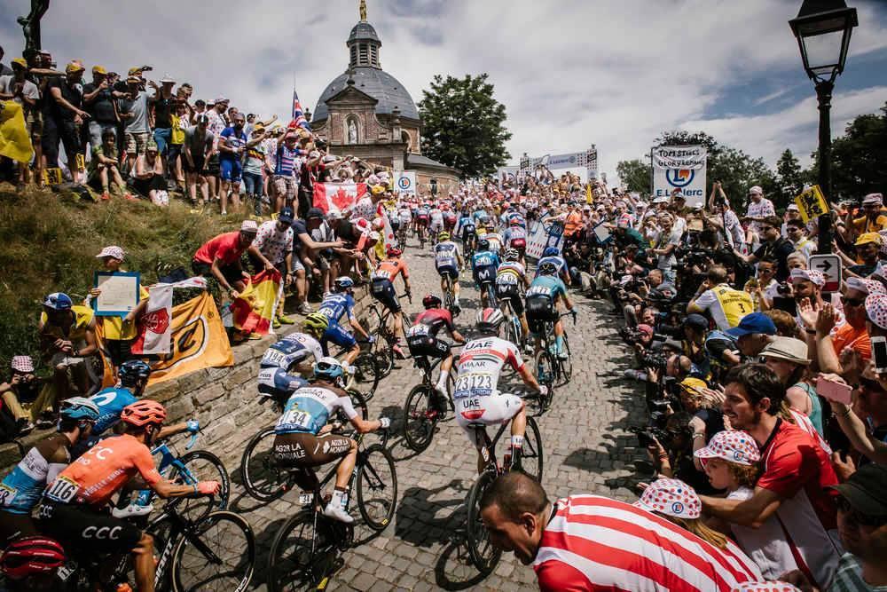Kapelmuur Tour de France 2019