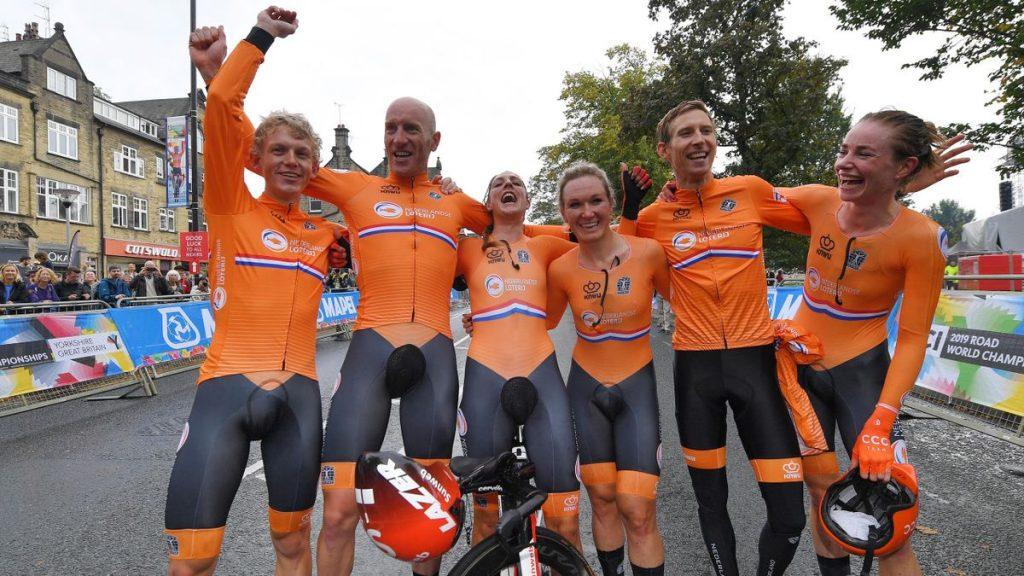 Países Bajos Team Relay Yorkshire 2019