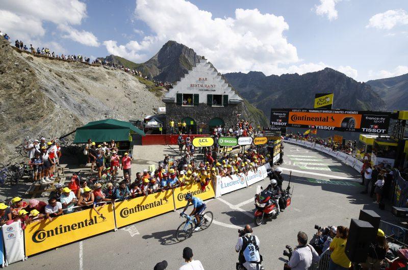Col du Tourmalet Tour de France 2019